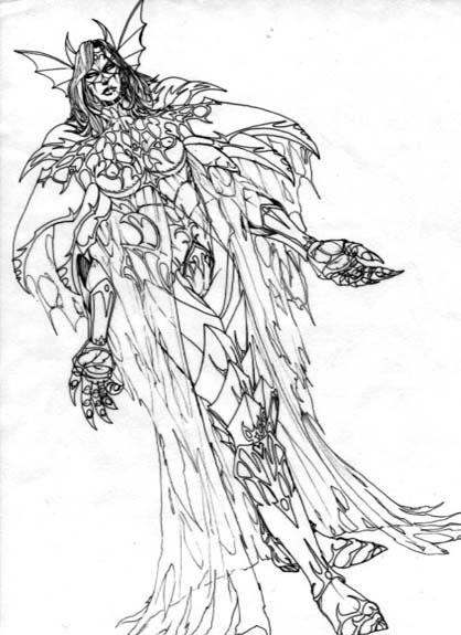 Warcraft 3 coloring #10, Download drawings