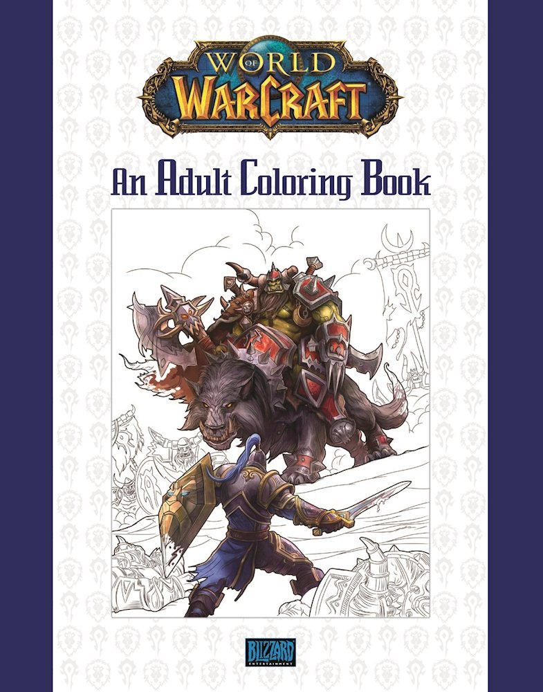 Warcraft coloring #14, Download drawings