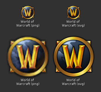 World Of Warcraft svg #6