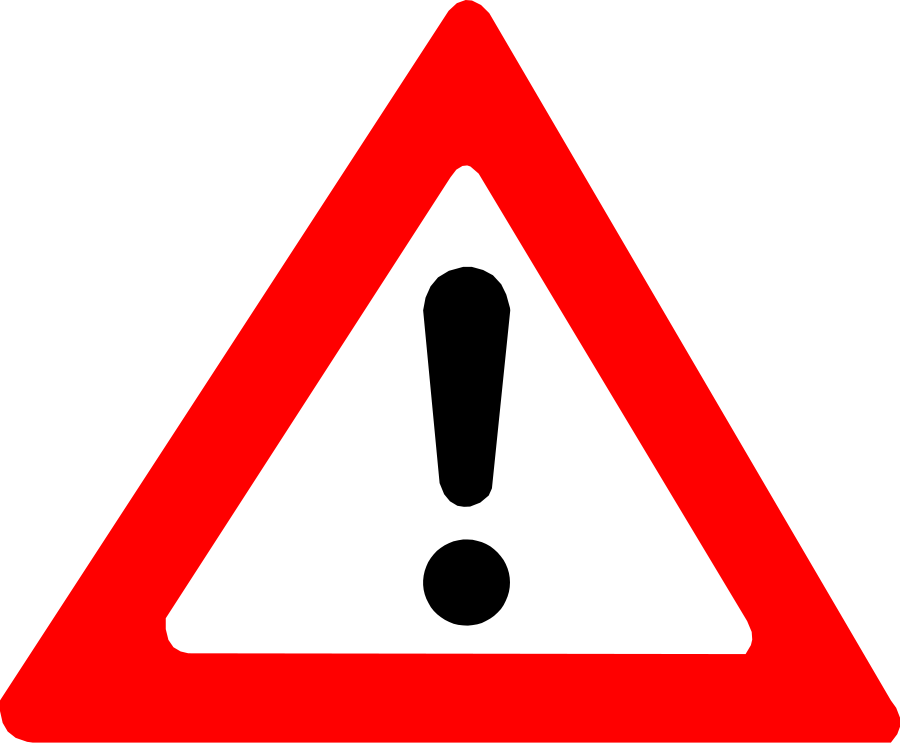Warning clipart #4, Download drawings