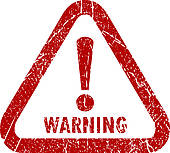 Warning clipart #14, Download drawings