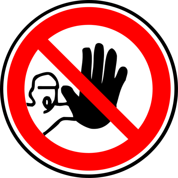 Warning clipart #3, Download drawings