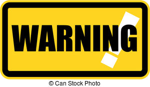 Warning clipart #7, Download drawings