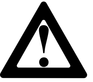 Warning clipart #20, Download drawings