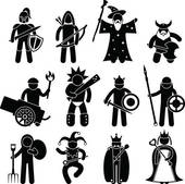 Warrior clipart #5, Download drawings