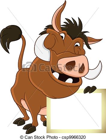 Warthog clipart #6, Download drawings