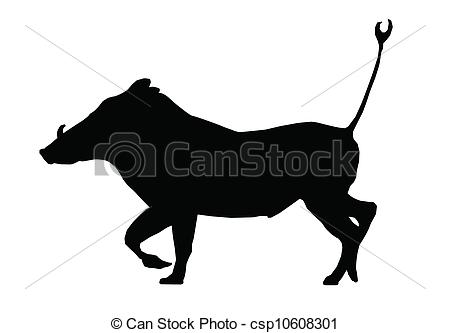 Warthog clipart #12, Download drawings