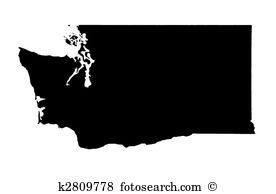 Washington State clipart #20, Download drawings