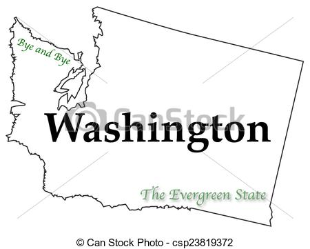 Washington State clipart #10, Download drawings