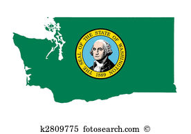 Washington State clipart #12, Download drawings