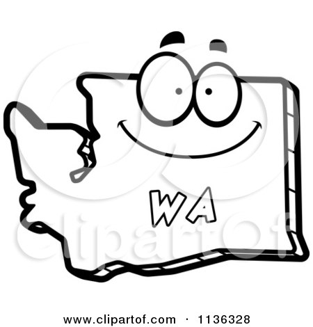 Washington State clipart #8, Download drawings