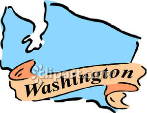 Washington State clipart #1, Download drawings