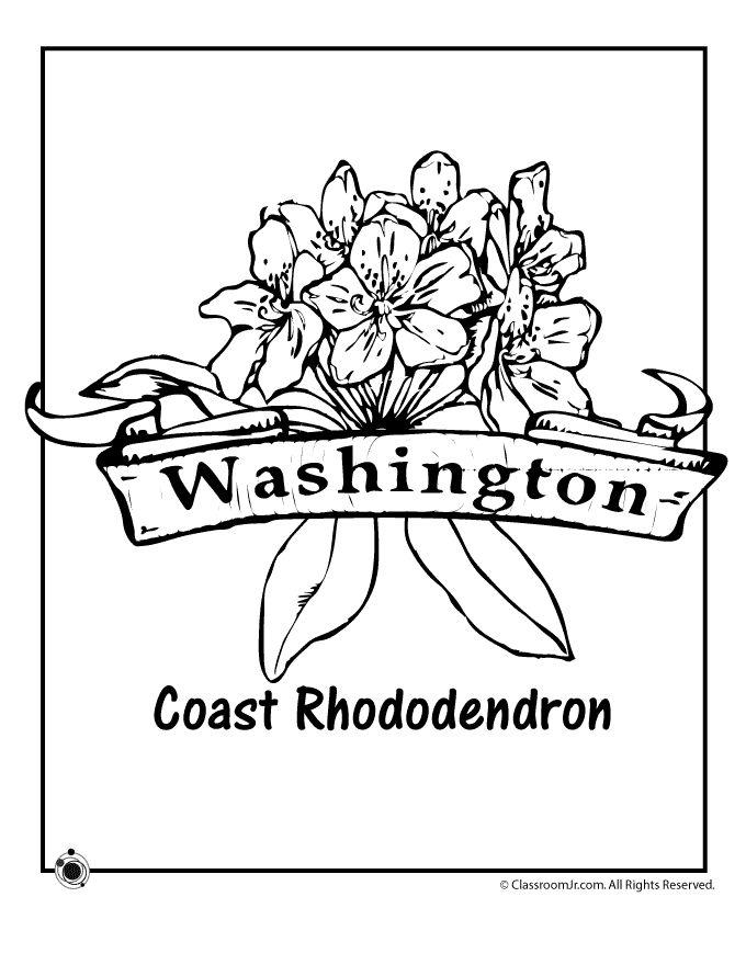 coloring pages vancouver washington - photo#18