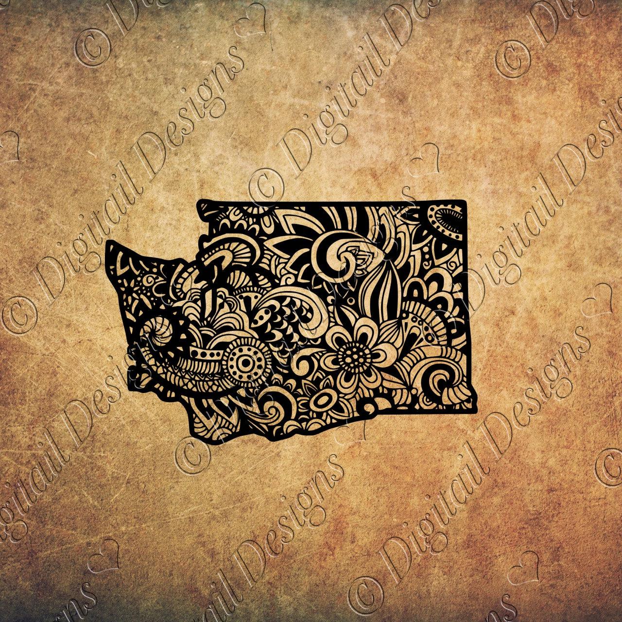 Washington State svg #8, Download drawings