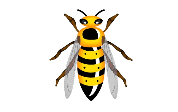 Wasp clipart #16, Download drawings