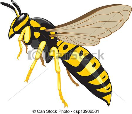 Wasp clipart #13, Download drawings