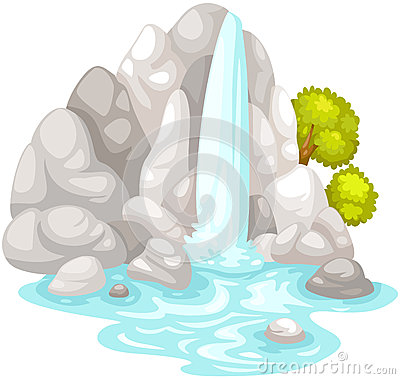 Wasserfall clipart #14, Download drawings