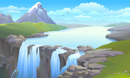 Wasserfall clipart #10, Download drawings