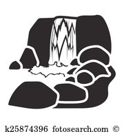 Wasserfall clipart #6, Download drawings