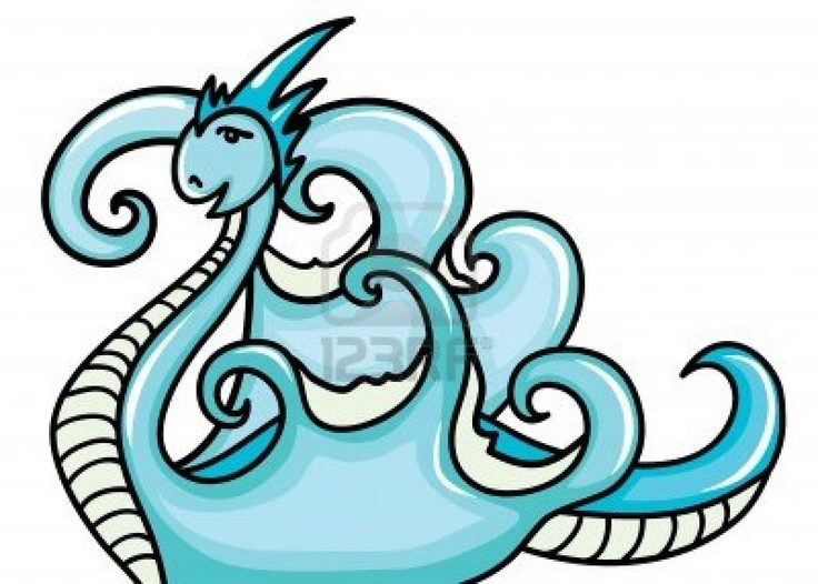Water Dragon clipart #1, Download drawings
