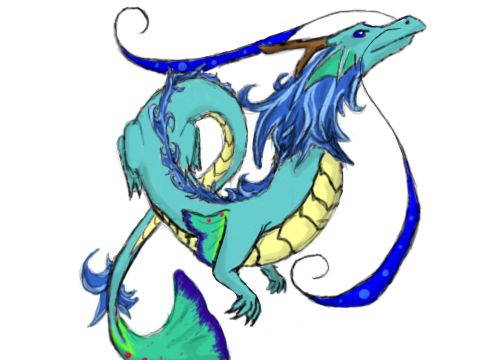 Water Dragon clipart #8, Download drawings