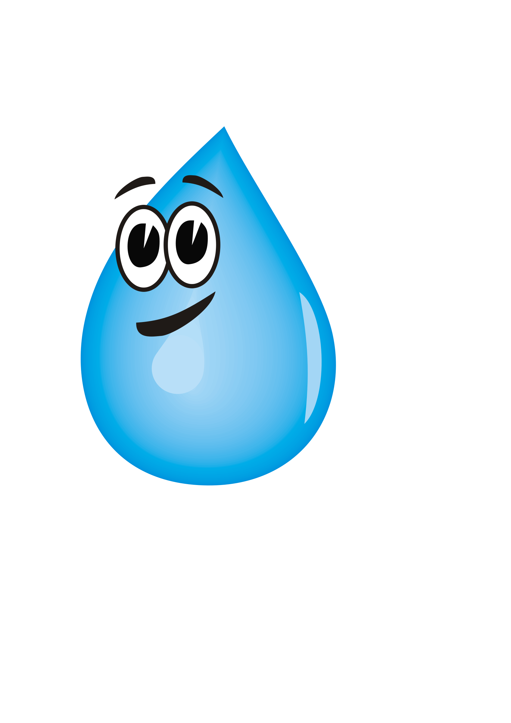 Water Drop clipart #2, Download drawings