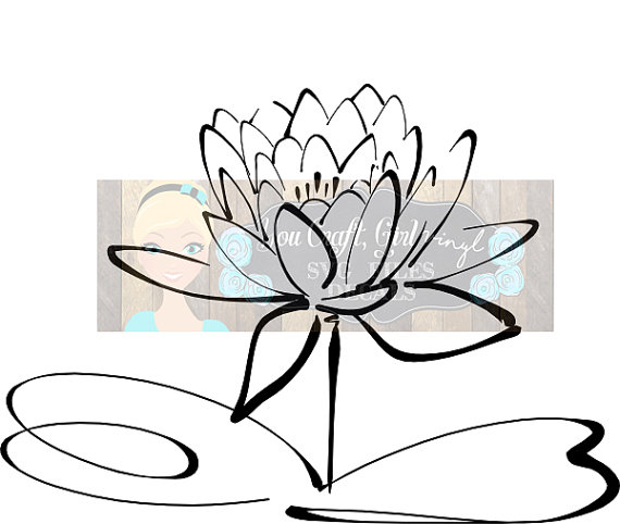 Water Lily svg #15, Download drawings