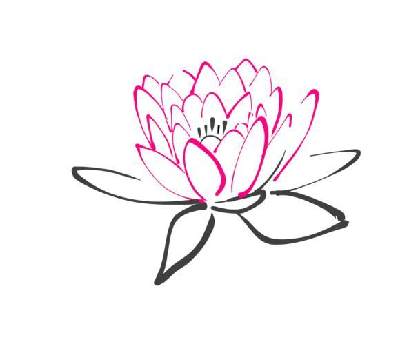 Pink Lily svg #14, Download drawings