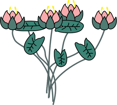 Water Lily svg #3, Download drawings
