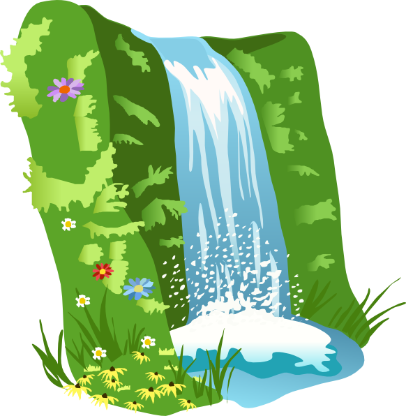 Waterfall clipart #20, Download drawings