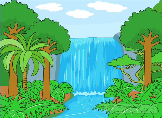 Rainforest clipart #1, Download drawings