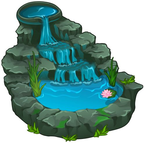 Waterfall clipart #14, Download drawings