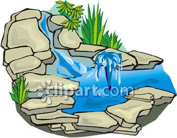 Waterfall clipart #8, Download drawings