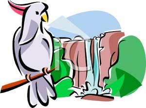 Waterfall clipart #10, Download drawings