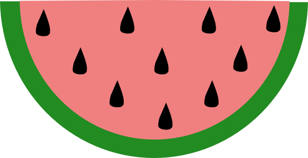 Watermelon clipart #6, Download drawings