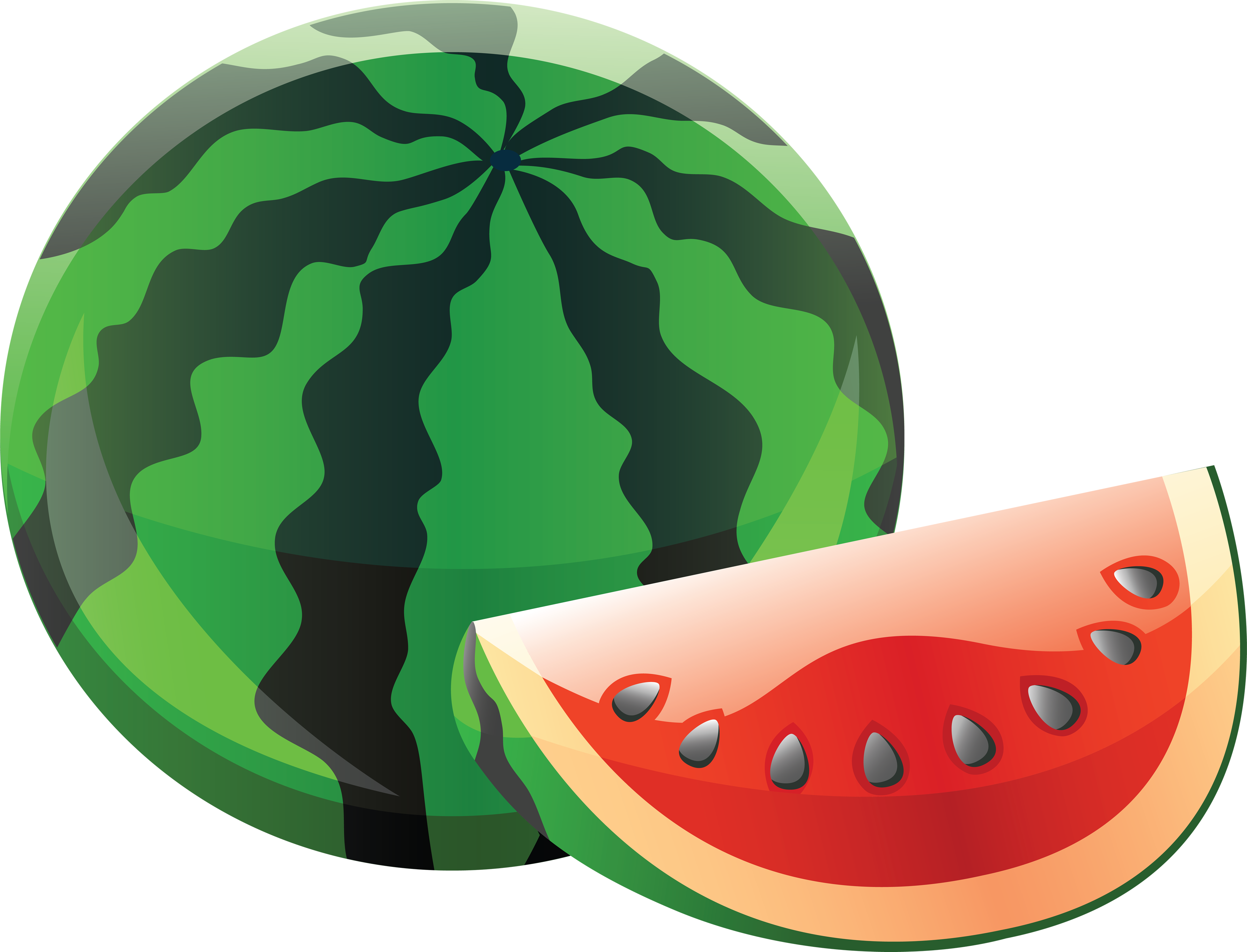 Watermelon clipart #7, Download drawings