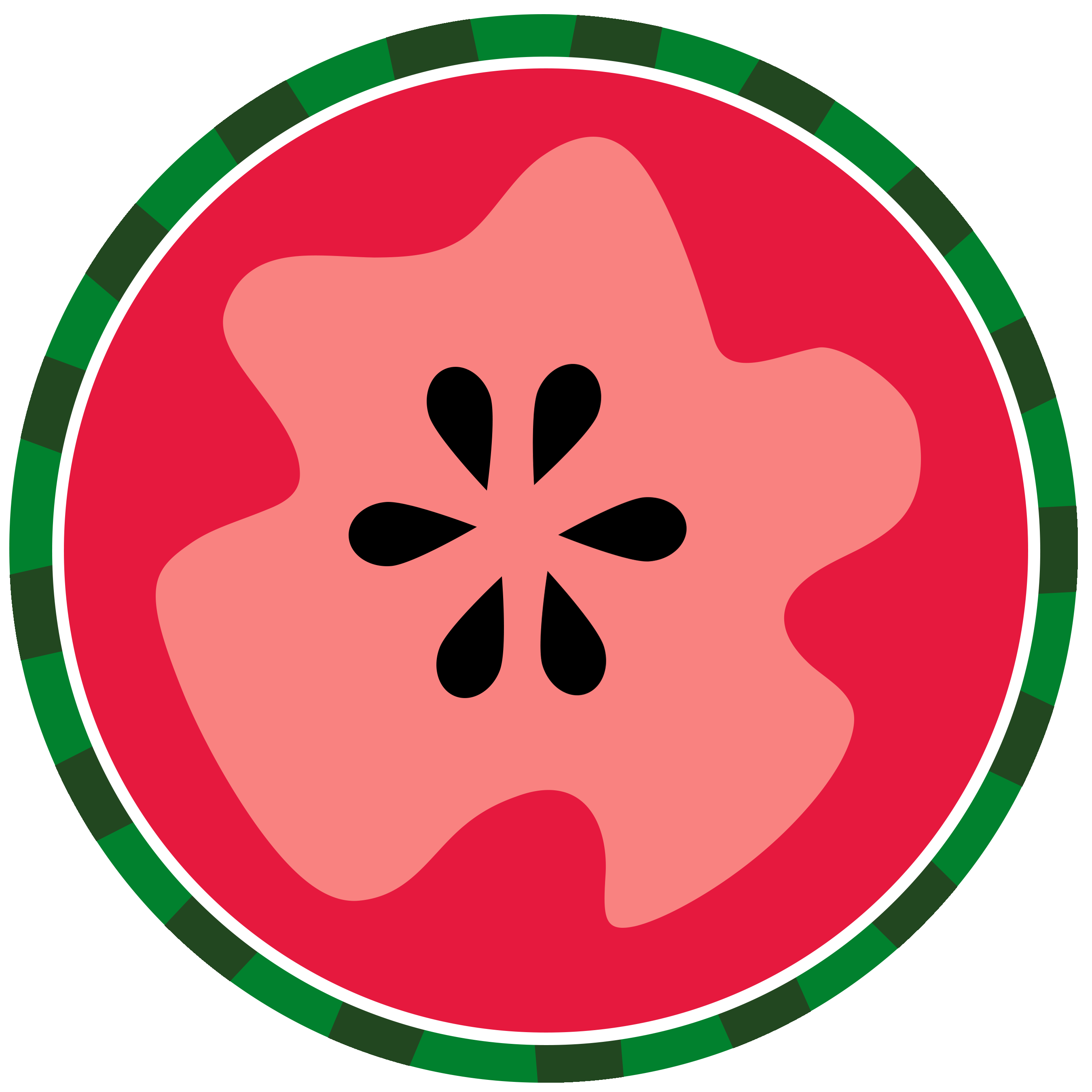 Watermelon clipart #1, Download drawings