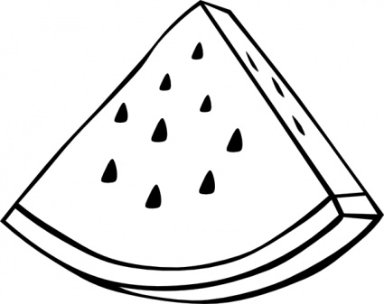 Watermelon clipart #3, Download drawings