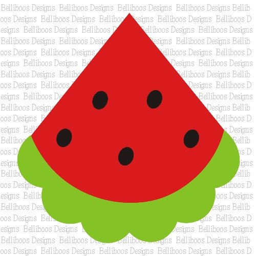 Watermelon svg #687, Download drawings
