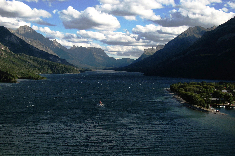 Waterton Lakes National Park svg #11, Download drawings