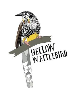 Wattlebird clipart #6, Download drawings