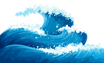 Wave clipart #7, Download drawings