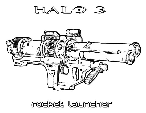 Weapon coloring #17, Download drawings