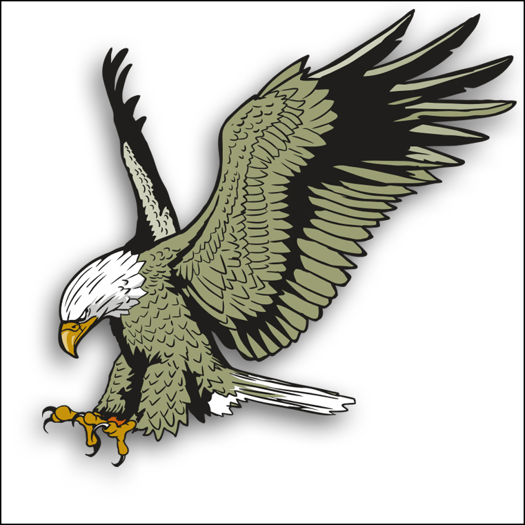 Wedge Tailed Eagle clipart #1, Download drawings