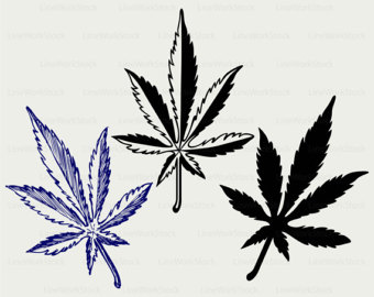 Weed svg #9, Download drawings