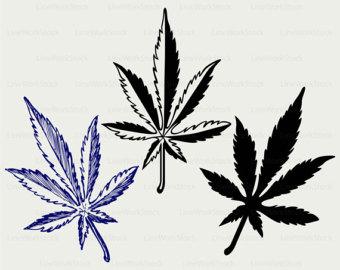 Weed svg #9, Download drawings