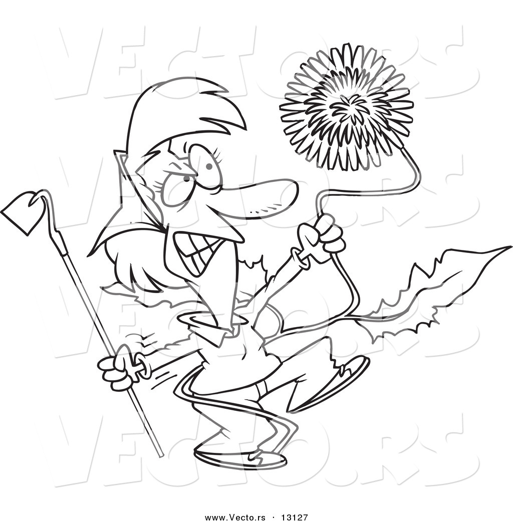 Weeds coloring #15, Download drawings