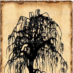 Weeping Willow svg #2, Download drawings