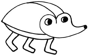 Weevil clipart #15, Download drawings