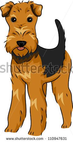 Welsh Terrier clipart #3, Download drawings